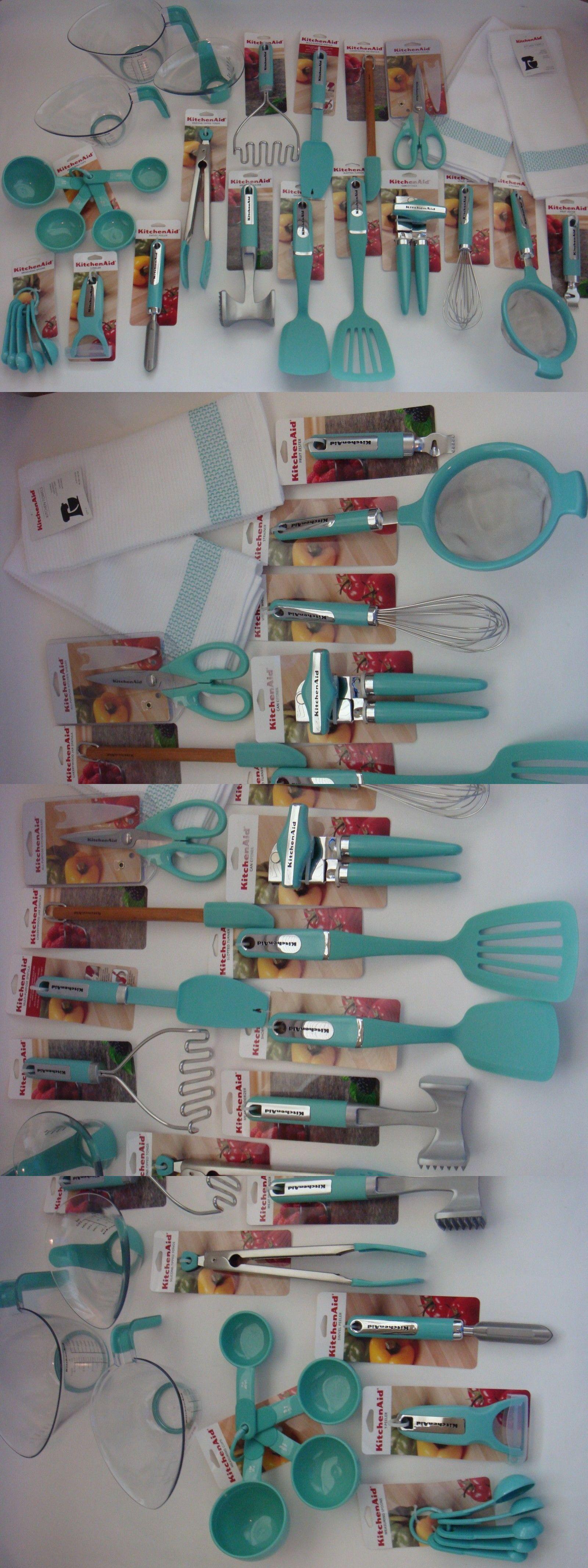 Cooking Utensils 20649 New Set Of 29 Utensils Kitchenaid