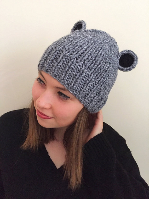 8be1795d059 ANIMAL BEAR HAT! Animal hat