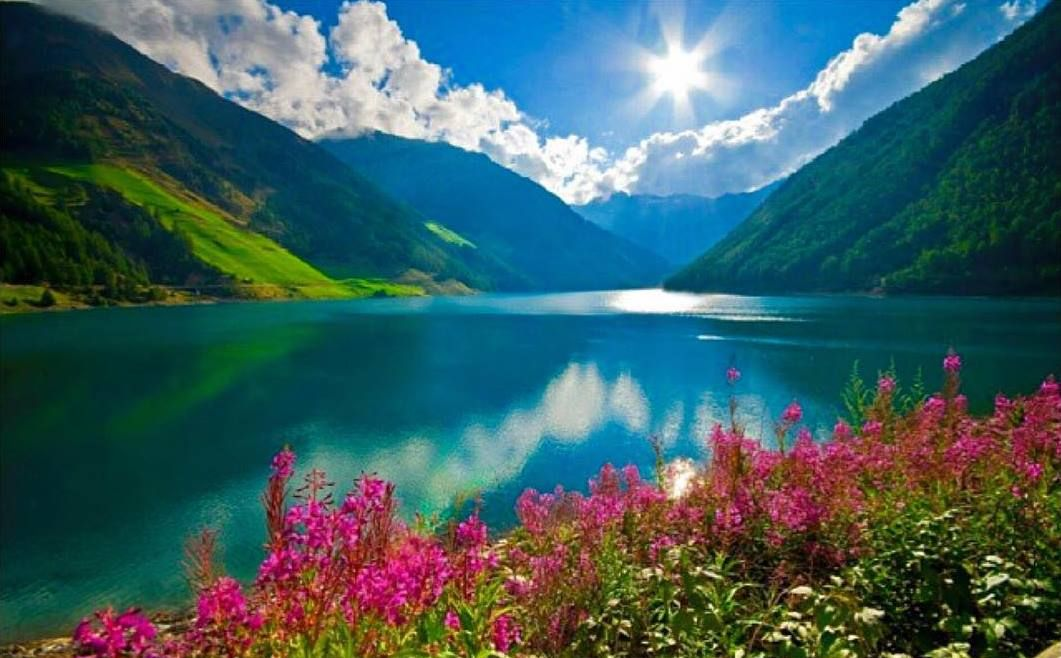 Gahar Lake Aligoodarz Dorod Lorestan Province Iran Persian دریاچه گهر الیگودرز دورود استان لرستان C Nature Wallpaper Sunrise Landscape Cool Pictures