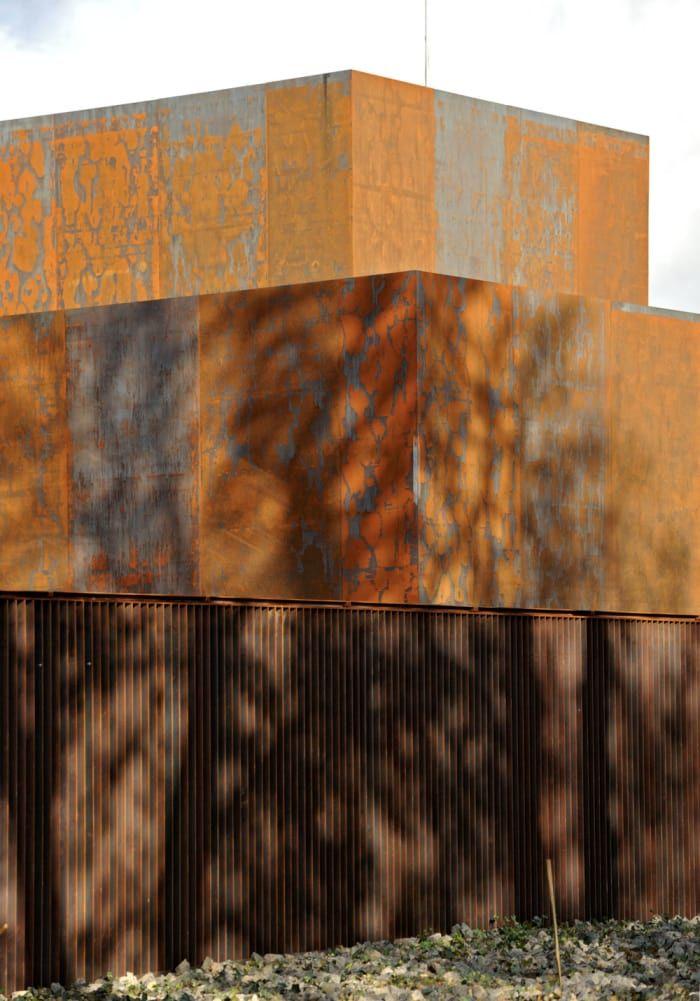 Rcr Arquitectes Hisao Suzuki Soulages Museum With Images