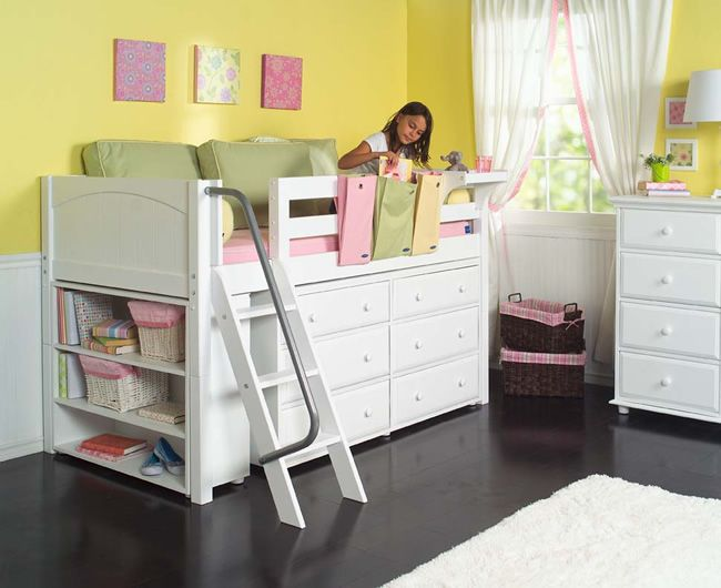 Bunk Beds For Kids Be An Option If You Have More Than One Child You