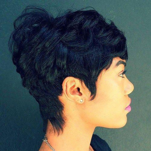 60 Great Short Hairstyles For Black Women Women Shorts