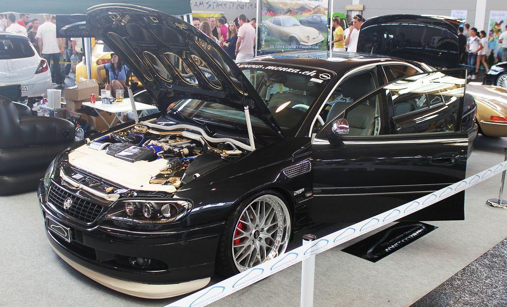 Opel Omega B Tuning 7 Tuning Opel Bmw Car Bmw