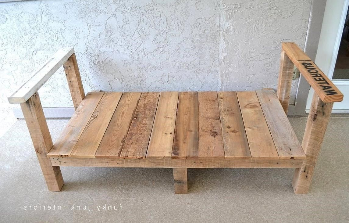 How To Make A Futon Out Of Pallets