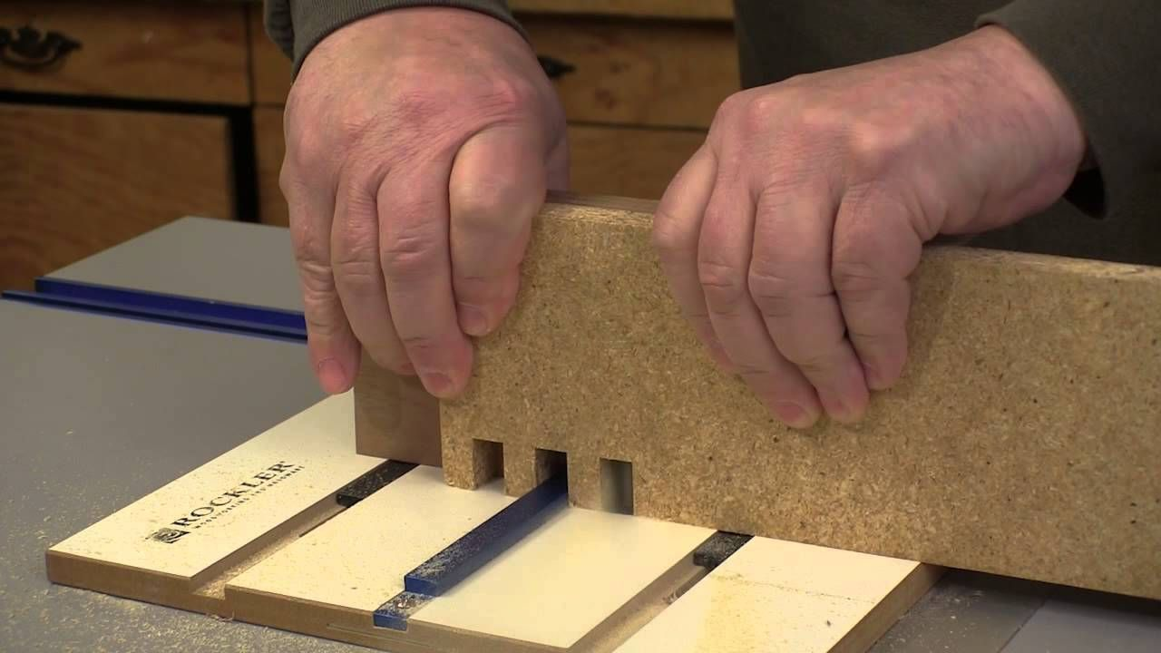 Rockler router table box joint jig box joint pinterest router rockler router table box joint jig greentooth Gallery