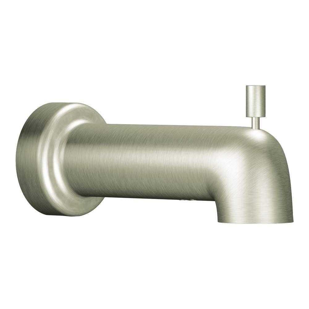 Moen 3890bn Tub Diverter Spout With Images Tub Spout Moen