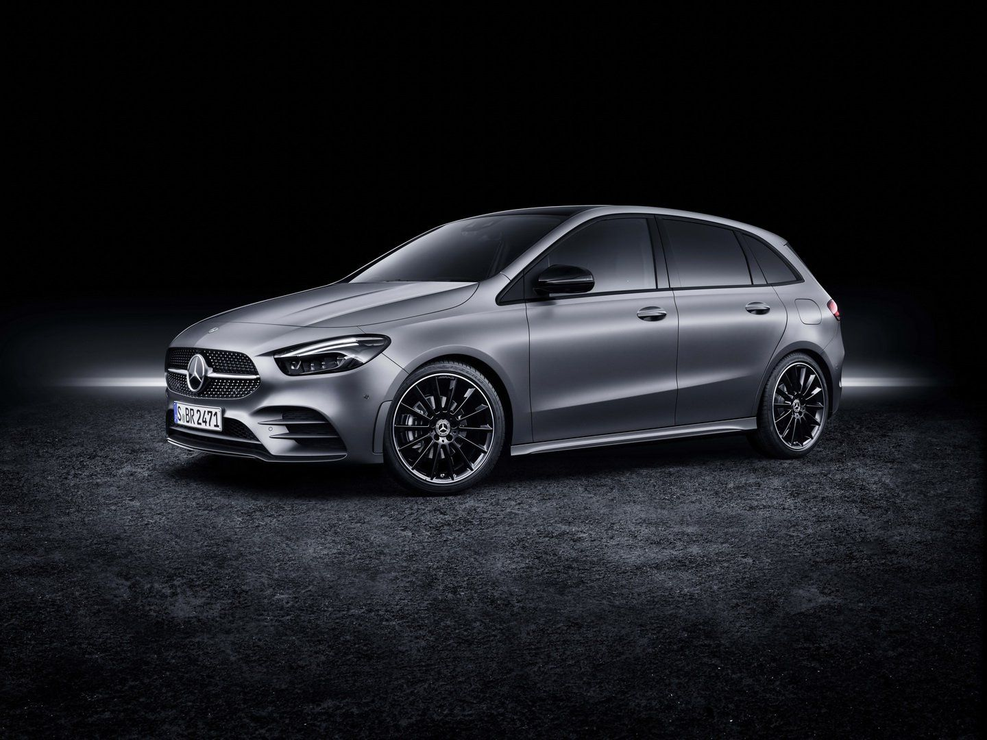 All New Mercedes B Class Lands In Paris With Fresh Looks And Tech