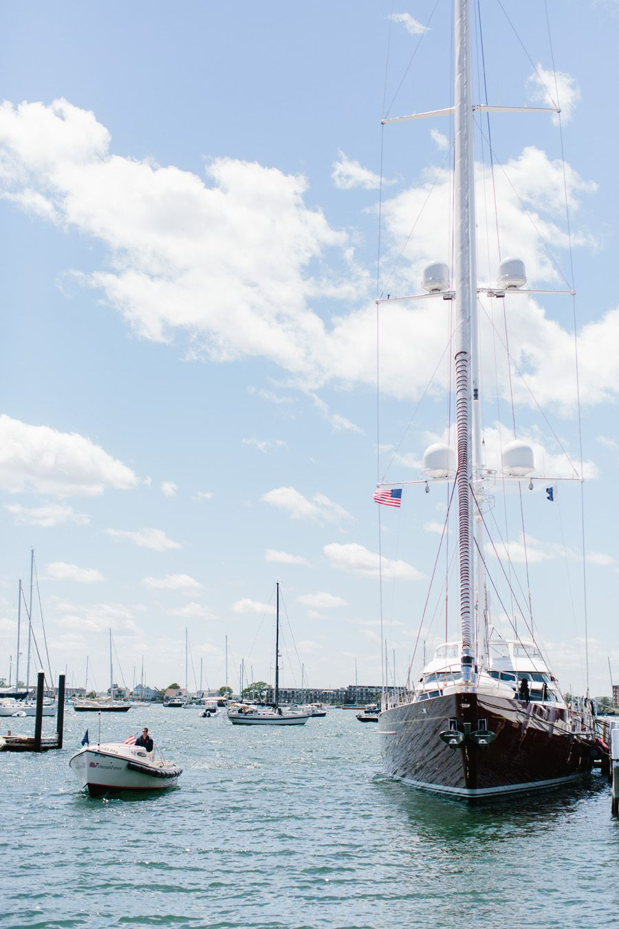 Newport, Rhode Island: Photography : Erin McGinn Read More on SMP: http://www.stylemepretty.com/living/2016/07/22/the-ultimate-weekend-guide-to-newport-rhode-island/