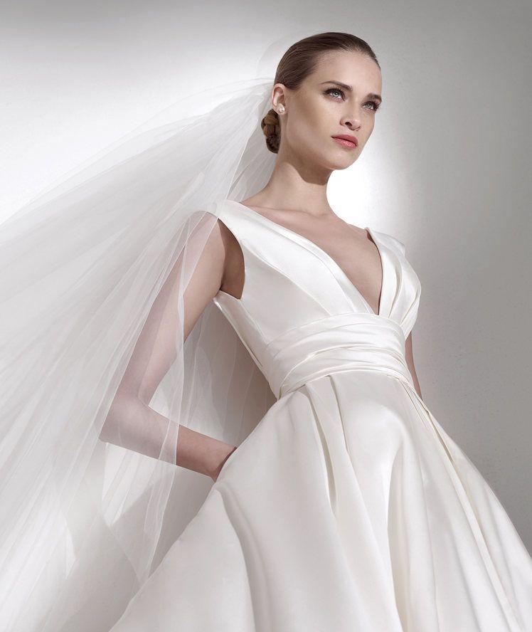 calamian, vestido novia 2015   wedding dress   pinterest