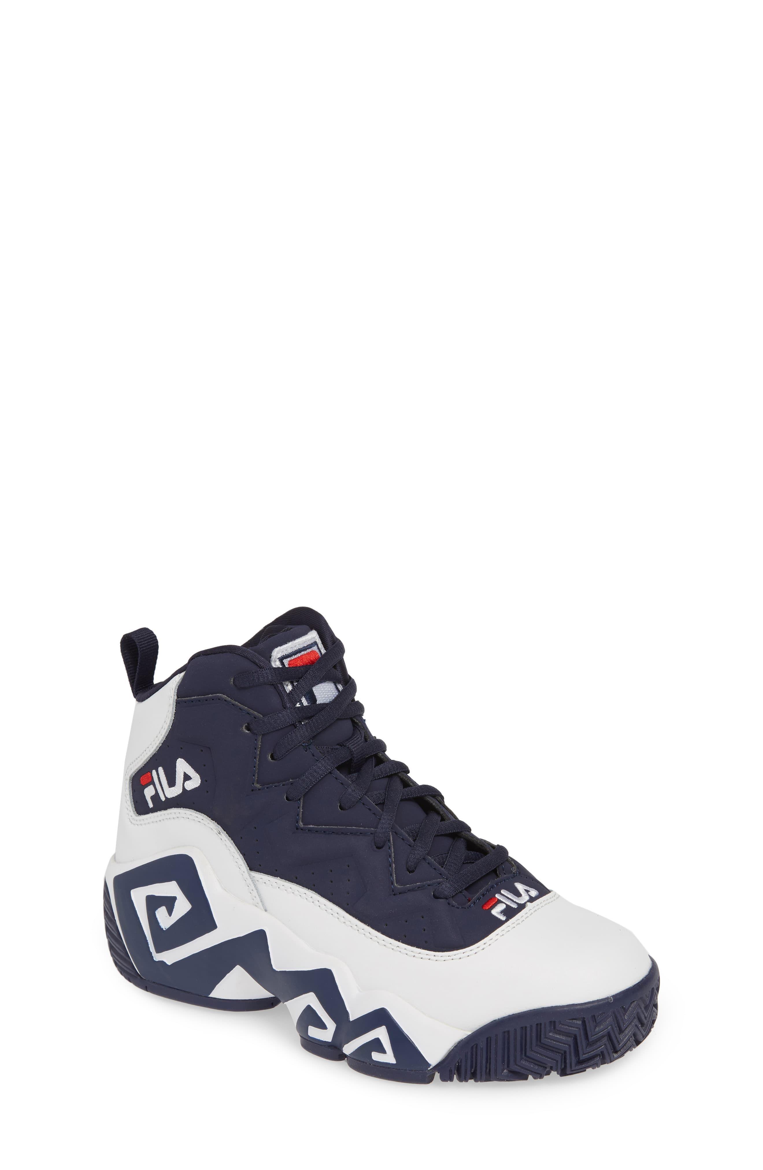 Fila Men's MB Heritage Sneaker,Whitenavyred,10 in 2020