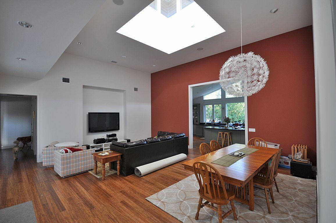 Decorar un sal n rectangular irregular o redondo ideas for Decorar salon rectangular