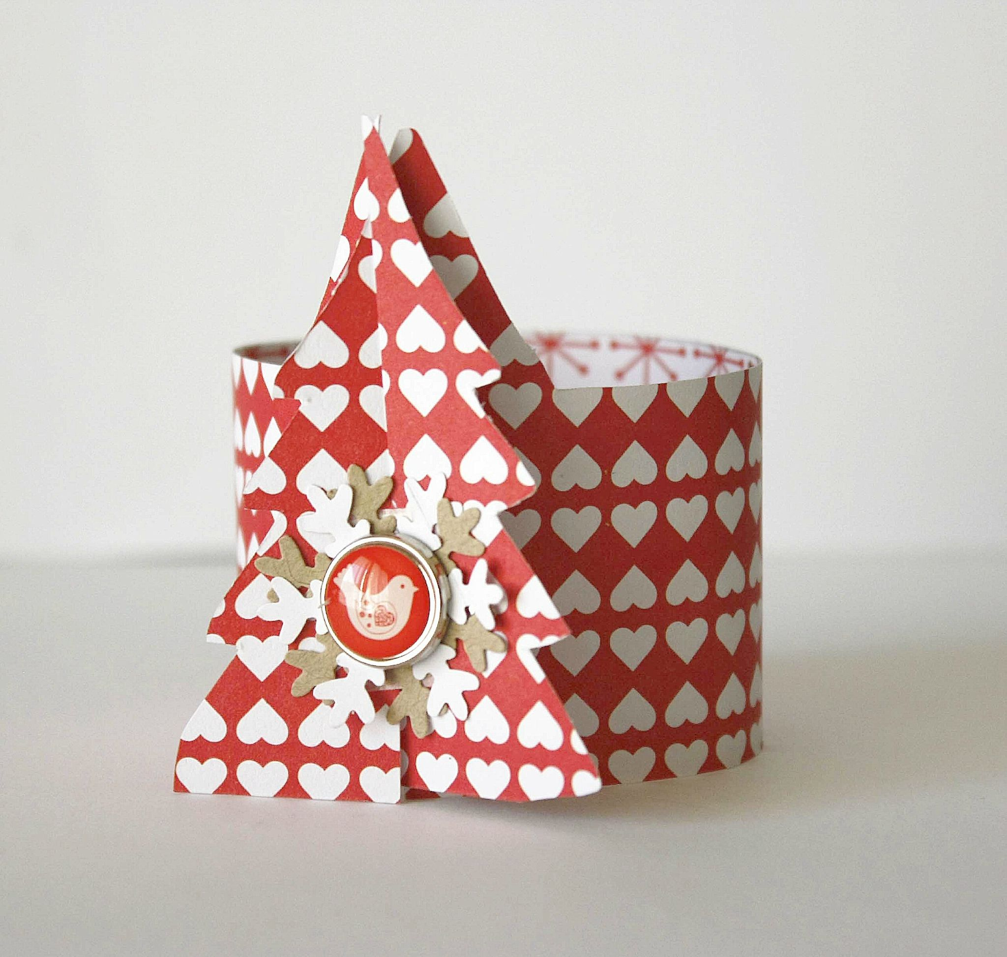 Rond serviette en papier diy no l pinterest envy noel and xmas - Serviette en papier noel ...