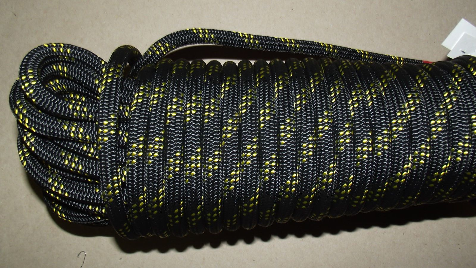 Ropes Cords and Slings 50816: New 7 16 (11Mm) X 53 Kernmantle Static Line, Climbing Rope -> BUY IT NOW ONLY: $34 on eBay!