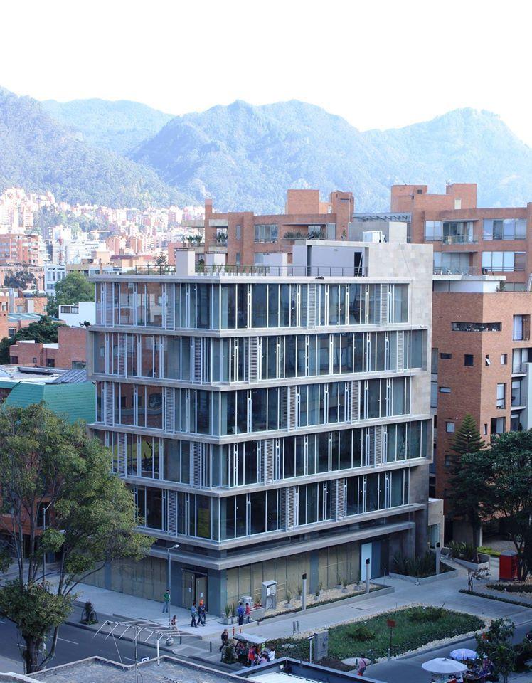 9019, Centro Empresarial Oficinas Bogotá, Colombia. www.glarquitectos