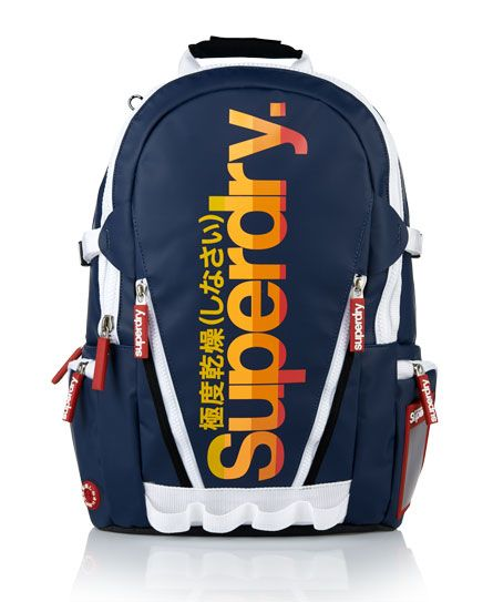 California Tarp Backpack (Dark Navy)   Fashion   Pinterest ... a4e8d73726
