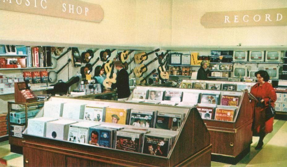 vintage dept stores videos