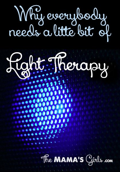 Light Therapy from Home   Interesting   Light therapy, Blue