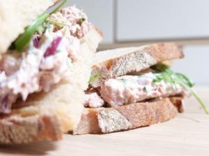Club Sandwich Au Thon • Hellocoton.fr