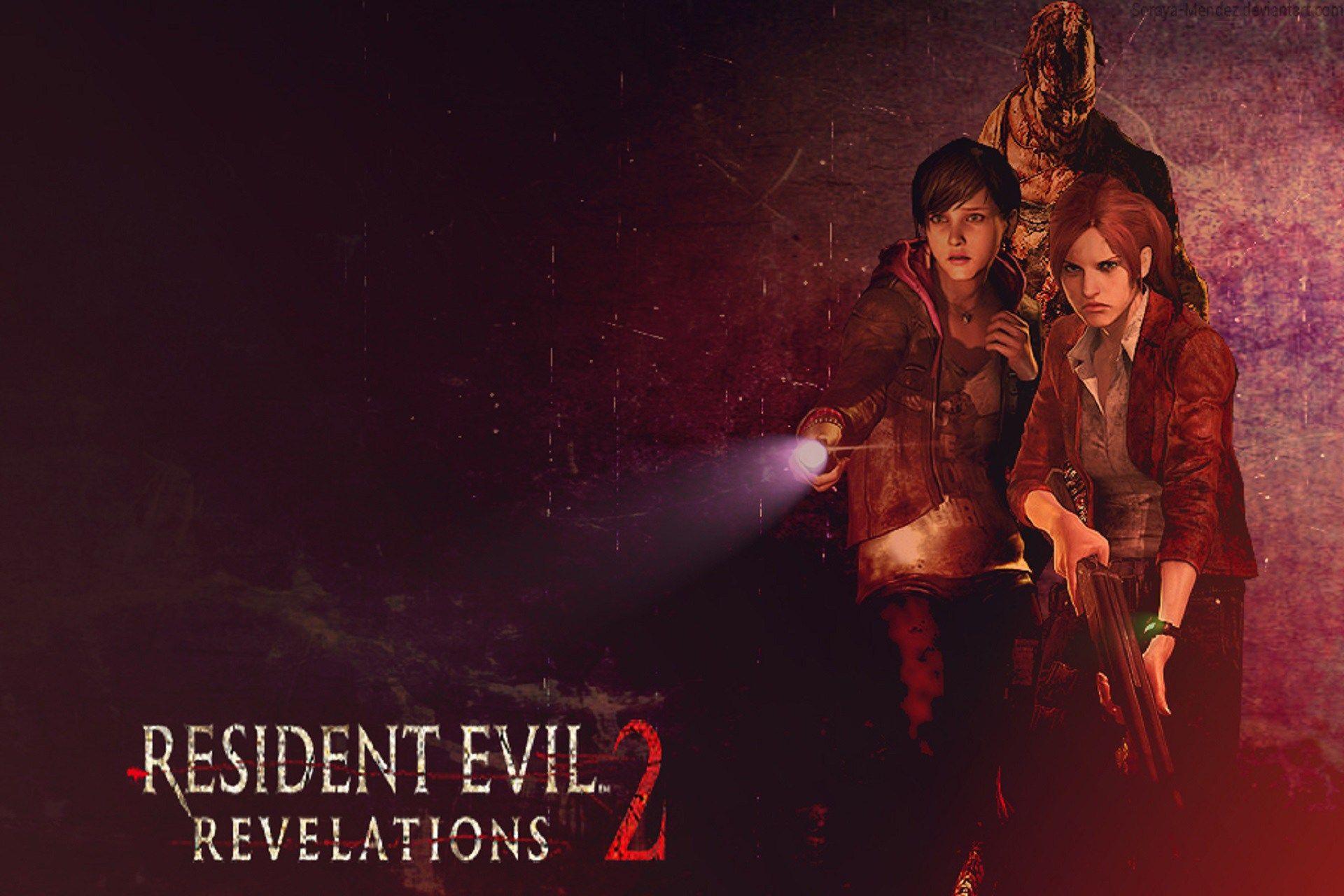 Resident Evil Revelations 2 Wallpaper Hd Revelation Gaming