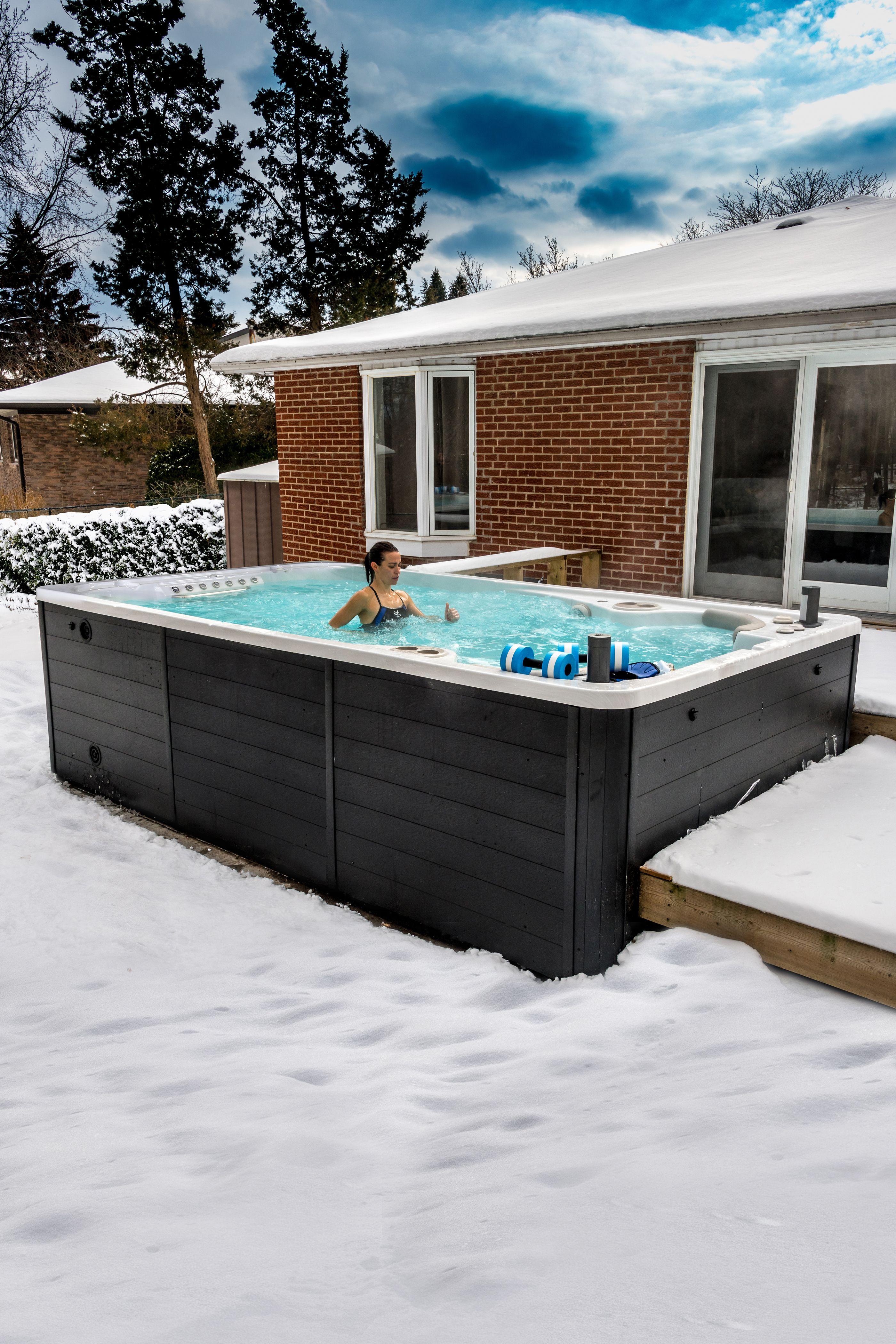 Winter Swim Spa Swim Spa Lap Pools Backyard Swim Spa Prices