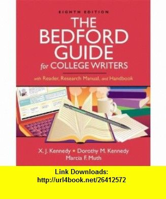 Bedford Guide For College Writers Pdf