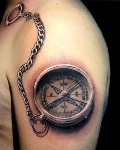 50 Latest Compass Tattoo Design And Ideas For Men And Women Compass Tattoo Compass Tattoo Design Compass Tattoo Men