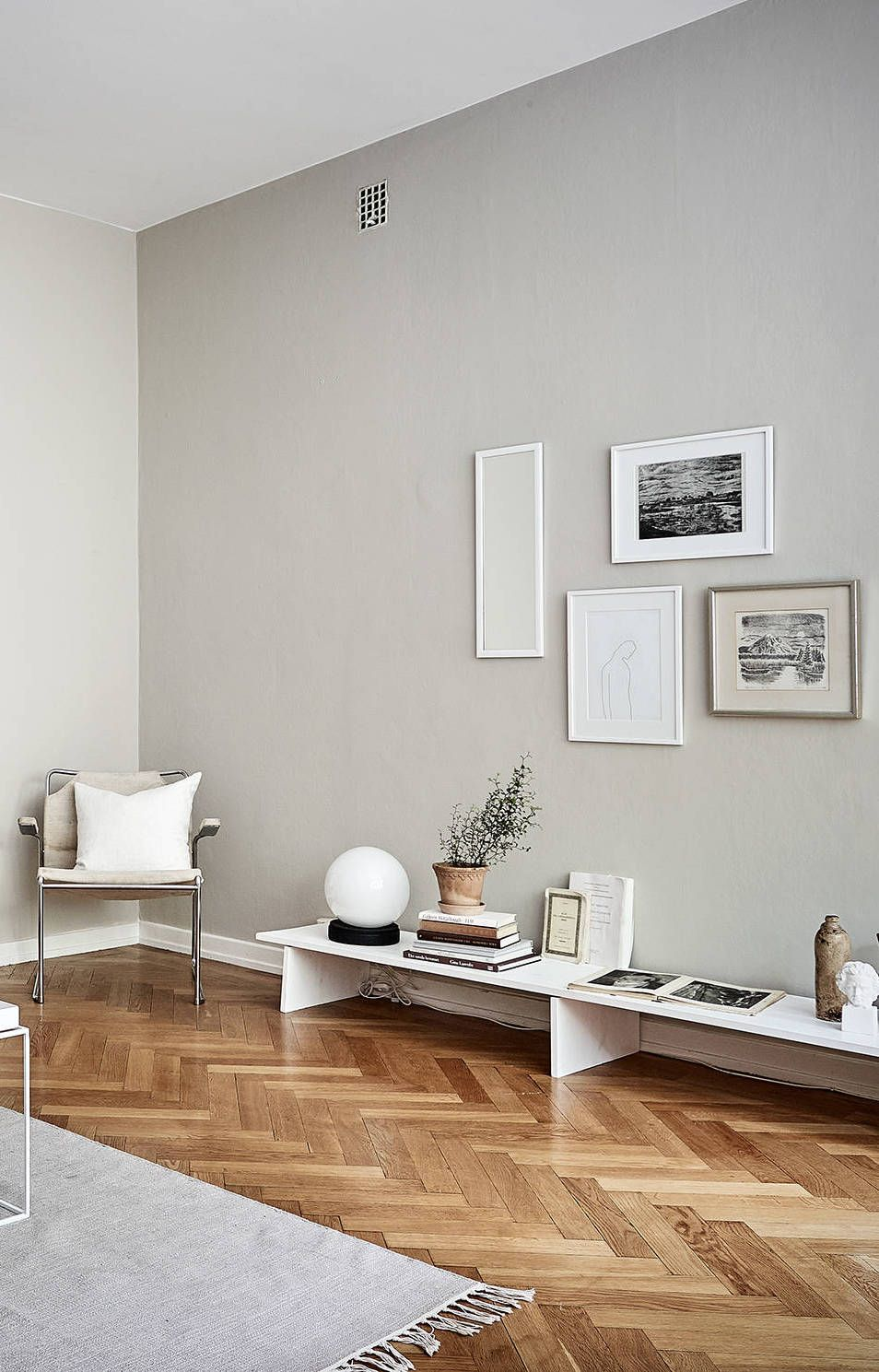Minimal home with warm colors | Warm colors, Minimal and Blog