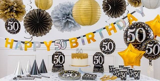 30 Useful 50th Birthday Party Ideas for Men in Your List Bash