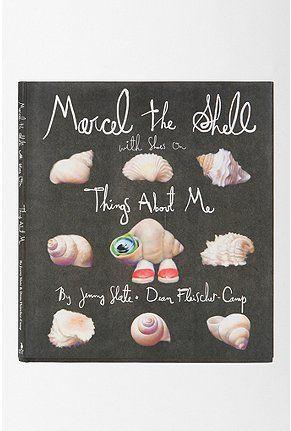 Jenny slate marcel the shell book