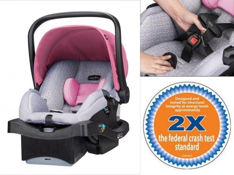 Infant Car Seat Newborn Baby Safety Base Kids Child Lightweight Travel Chair New InfantCarSeat