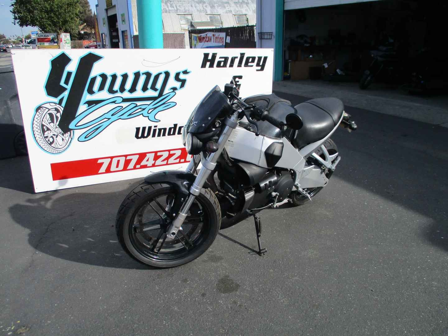 used 2006 harley davidson buell xb9sx motorcycles for sale in