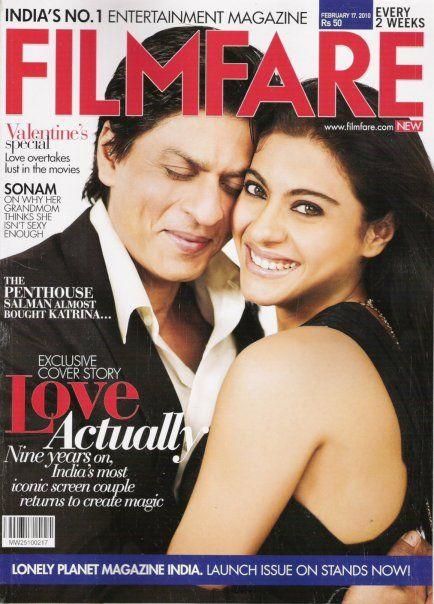 SRK & Kajol: my fav Bollywood couple!