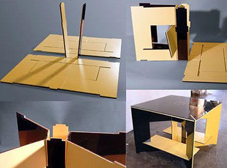 Flat Pack 20 Creative Furniture