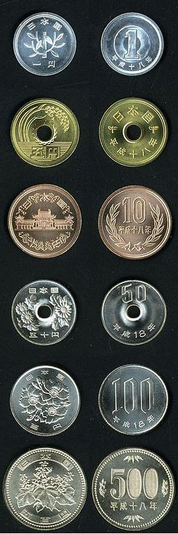 500 Yen Coin To Us Dollars January 2020