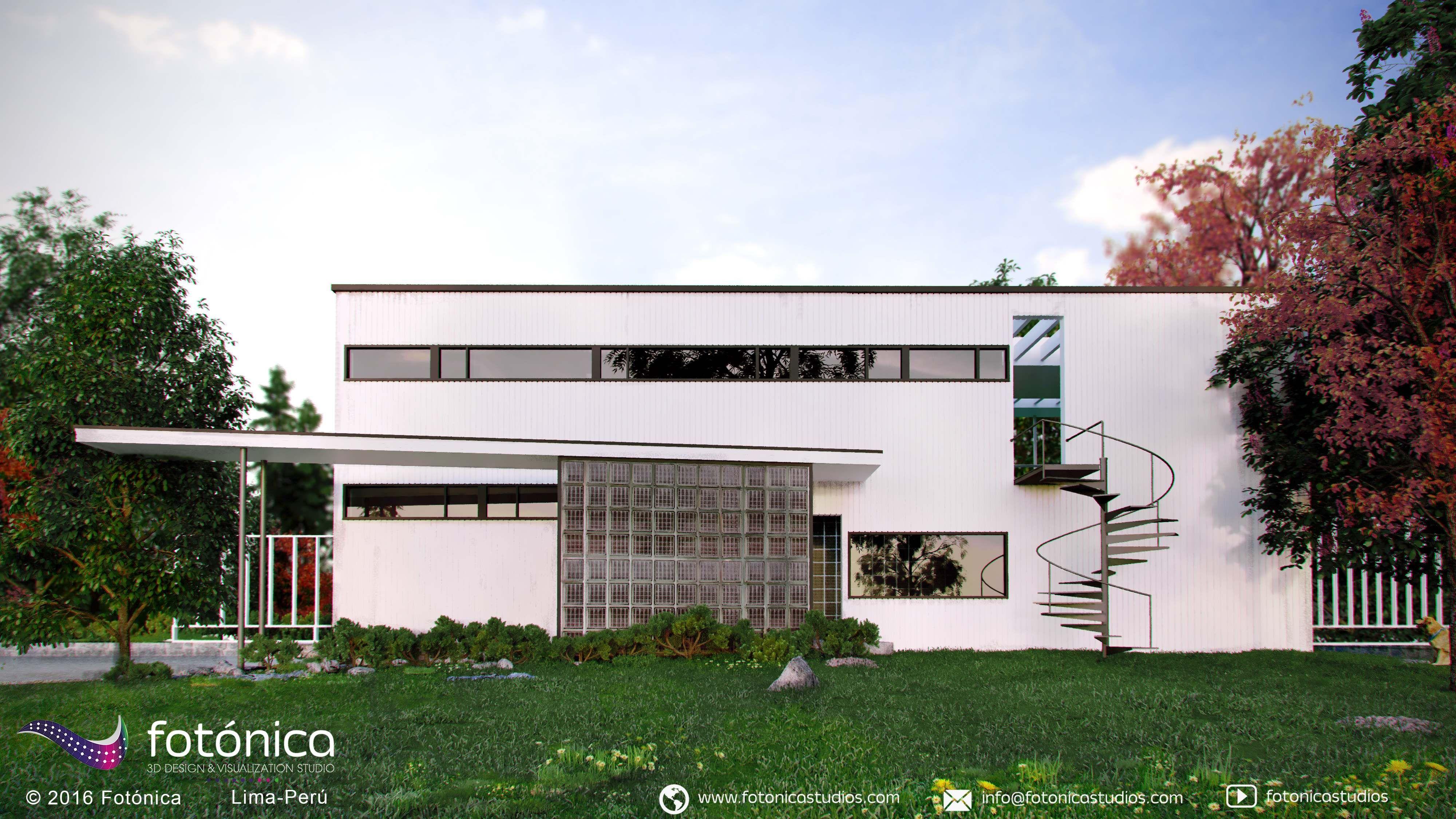 Fot nica 3d design visualization studio www for Diseno de interiores lima