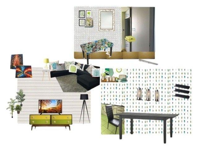 """Végleges 1 verzió."" by boglarkamakai on Polyvore featuring interior, interiors, interior design, home, home decor and interior decorating"