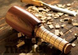 Lavorare Il Legno Pdf : Dp turned mallet downloadable woodworking plan pdf