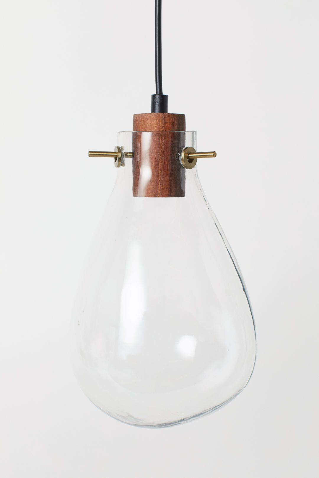Small Glass Pendant Light Clear Glass Home All H M Gb 2 Blown Glass Pendant Light Bulb Pendant Light Small Pendant Lights