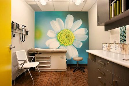 Coast medical clinic vancouver design by karin bohne of for Medical design consultancy