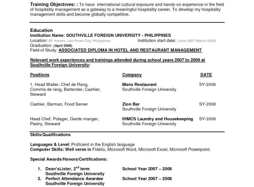 Head Pastry Chef Sample Resume Commis 3 Resume Examples  Resume Examples