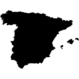 Spain Silhouette Free Svg Silhouette Free Silhouette Art Clipart
