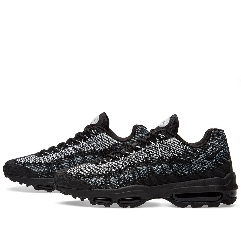 5e4b3ef61ace Nike Air Max 95 Ultra Jacquard (Black