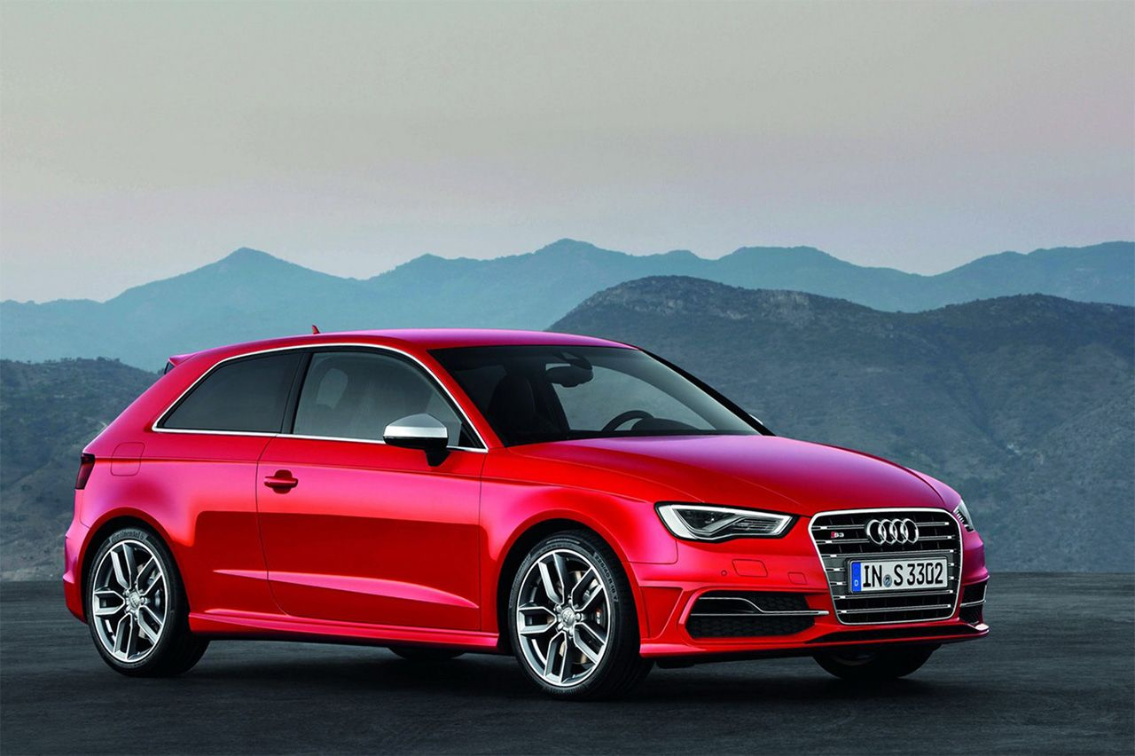 AUDI UNVEILS SPORTY NEW S3 shadesofclass