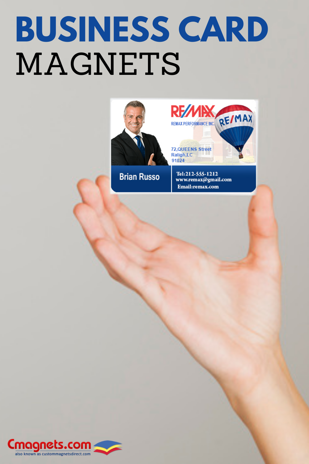 Pin On Business Card Magnets