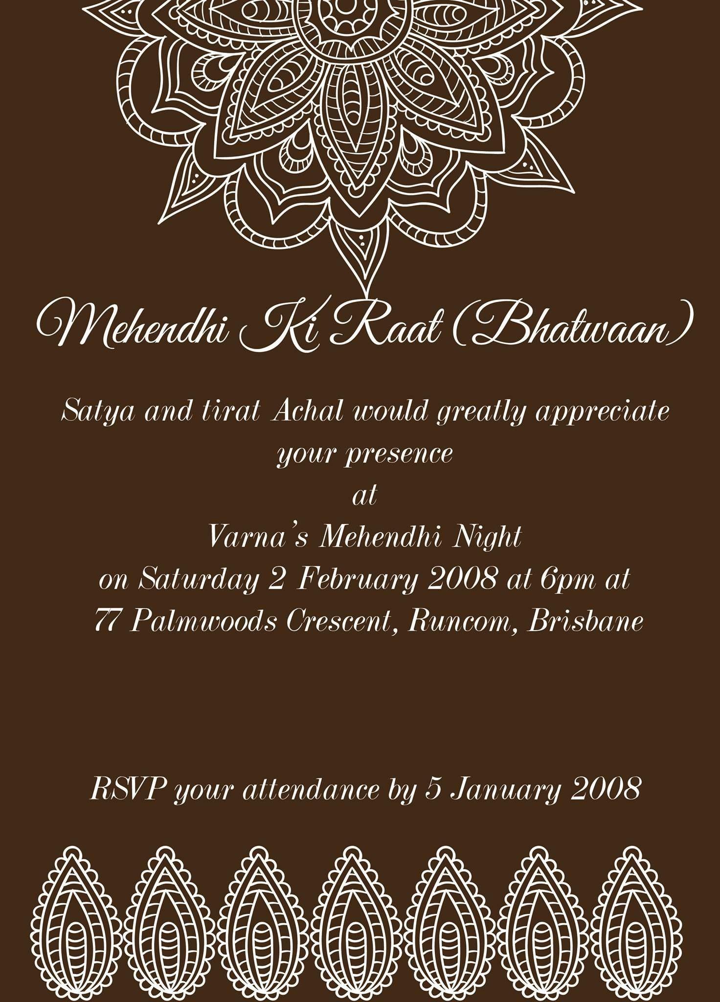 Walima Invitation Cards Wordings Sample Wedding Invitation Wording Wedding Invitation Wording Templates Wedding Invitation Envelopes Address