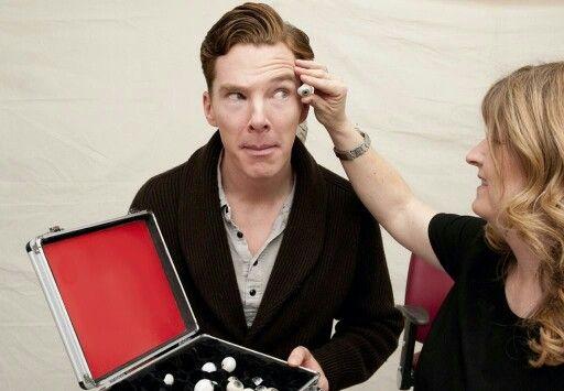 Flawless hair | Benedict cumberbatch, Madame tussauds ...