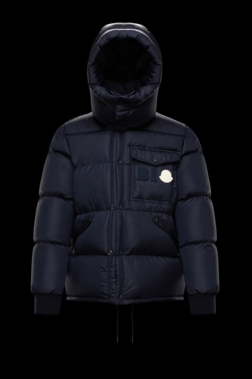 Moncler Develops Bio Based Carbon Neutral Fully Recyclable Treport Jacket Down Jacket Jackets Moncler [ 1280 x 853 Pixel ]