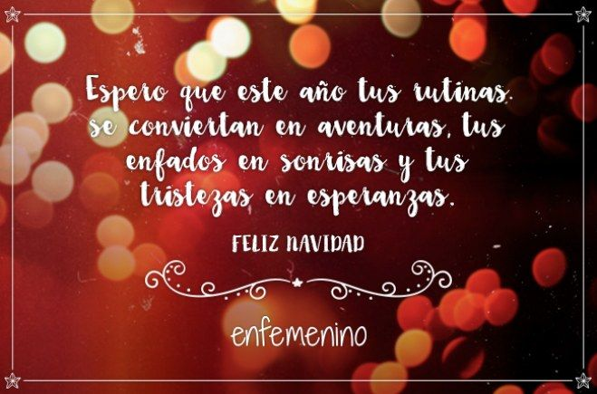 50 Frases Inolvidables Para Felicitar La Navidad Frases