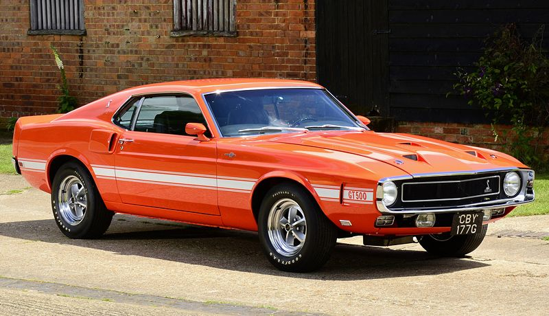 1969 Ford Mustang Shelby Gt500 Specifications Photo Price