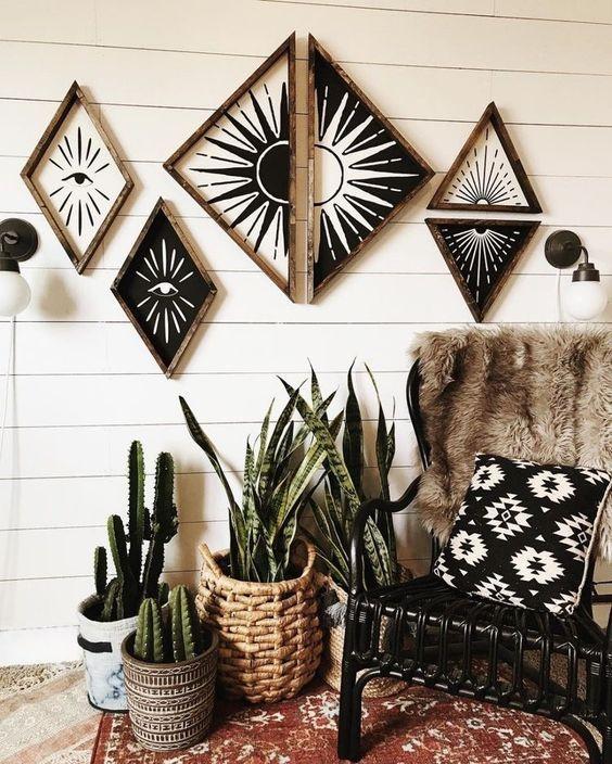 Boho Style Decoration Bohemian
